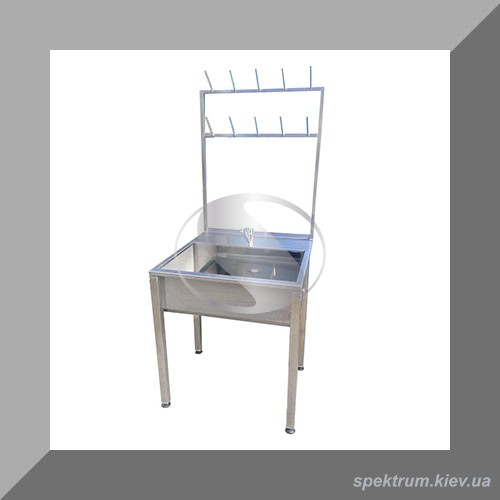 Мойка для мясорубки промышленная под заказ