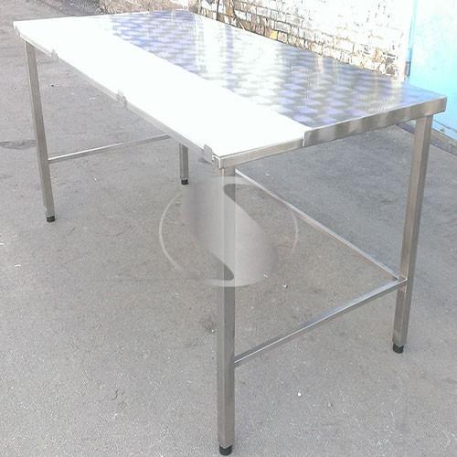 Столы из нержавейки для производства