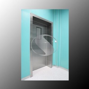 Медицинские петлевые двери