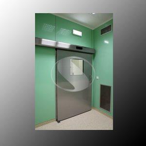 Медицинские раздвижные двери