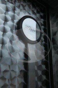 замок откаточных холодильных дверей