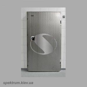 Морозильные одностворчатые петлевые двери
