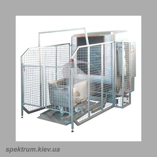 Машина для мойки тележек-120/200 литров