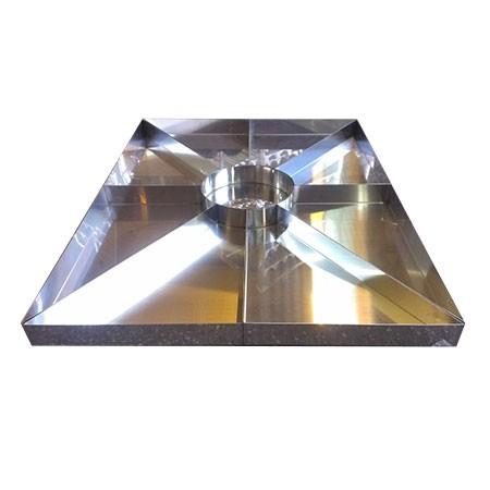 Сварная гастроемкость 1250х950х50 мм. из нержавейки